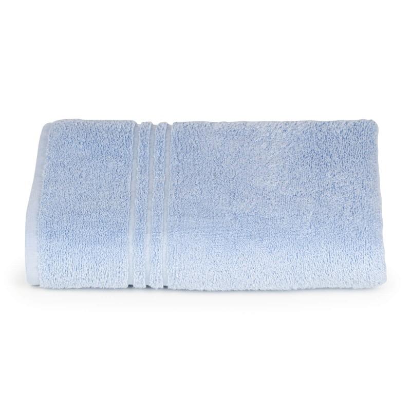 Doživite luksuznu udobnost u svojoj kupaonici! Kvalitetni pamučni frotirski ručnik Orkus E izdržljiv je, mekan, upijajući i brzo se suši. Klasični jednobojni ručnik. Ručnik je periv na 95 °C.