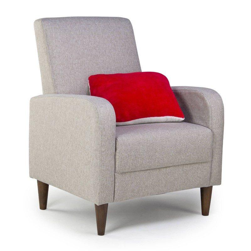 Mekan dekorativni jastuk Beatrice Solid od kvalitetnih mikrovlakana za ugodne i opuštajuće trenutke na svakom koraku: u spavaćoj sobi, dnevnoj sobi, na putovanju ili na pikniku. Jastuk možete upotrebljavati na obje strane: na jednoj strani je iznimno mekana bijela tkanina, a na drugoj strani je čarobna boja. Dekorativni jastuk može poslužiti kao poklon, koji će razveseliti vaše bližnje. Jastuk je periv na 30 °C.