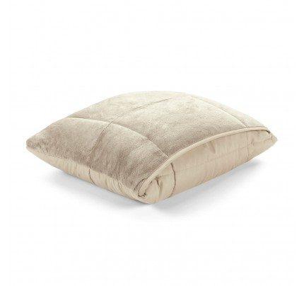 Dekorativni pokrivač/jastuk Vitapur SoftTouch 4u1 – boja pijeska
