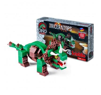 Kocke 4Kiddo Triceratops