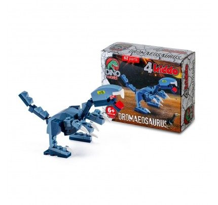 Kocke 4Kiddo Dromaeosaurus