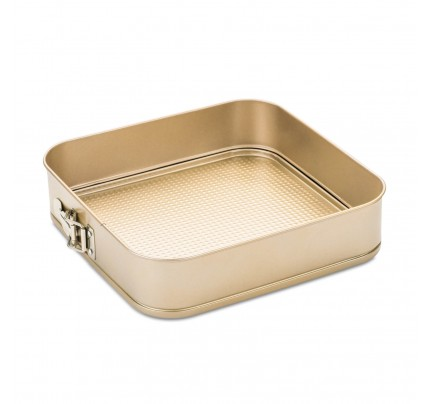 Četvrtasti pekač Rosmarino Baker Gold – 28 cm