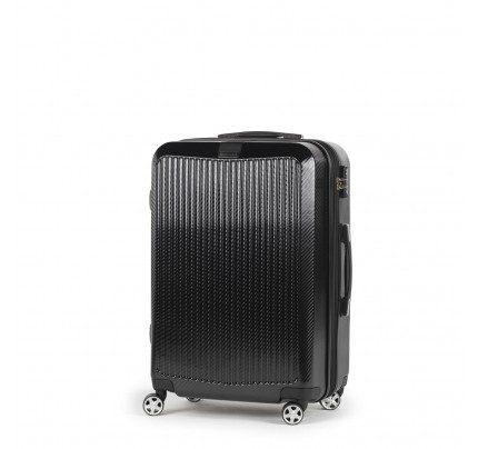 Kofer Scandinavia Carbon 65 L - crni
