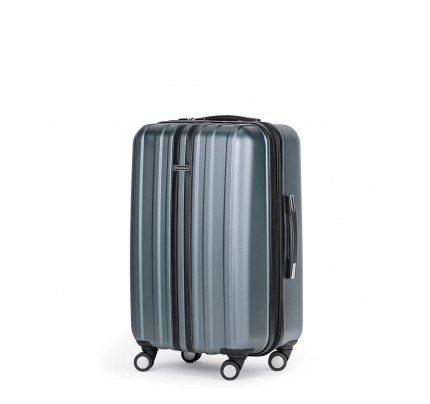Kofer Scandinavia- srebrni 65 L