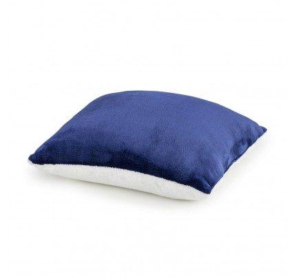 Dekorativni jastuk Vitapur Beatrice solid - plavi
