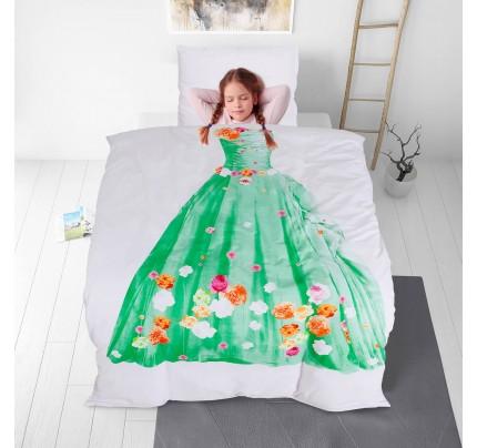 Dječja pamučna posteljina Svilanit Tiana