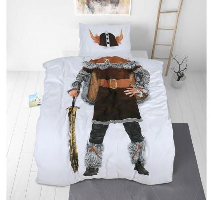 Dječja pamučna posteljina Svilanit Viking