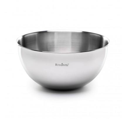 Posuda za miješanje od nehrđajućeg čelika Rosmarino Pour&Cook - 21 cm