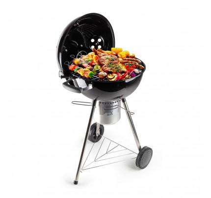 Prijenosni roštilj na ugljen Rosmarino Blacksmith's 45 cm
