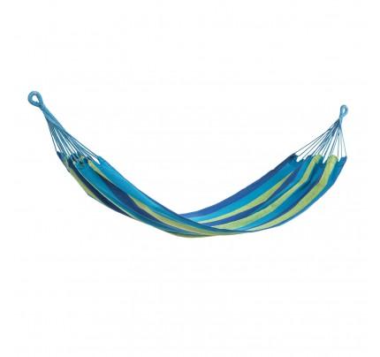 Viseća mreža Svilanit - plava/zelena