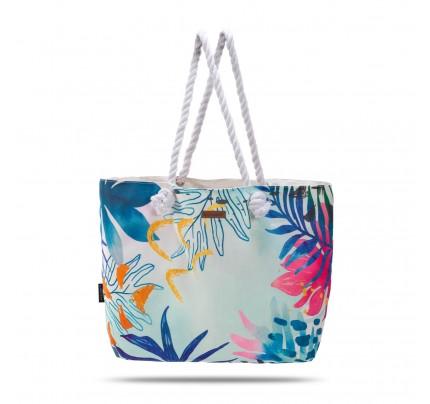 Velika torba za plažu Svilanit Nautica Tropic
