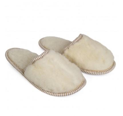 Papuče od merino vune s mekanim potplatom