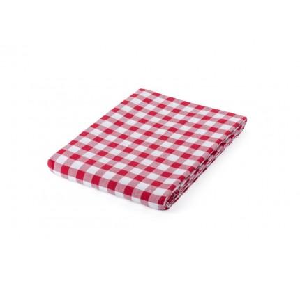 Kuhinjski stolnjak Svilanit Rustic- crveno-bijeli