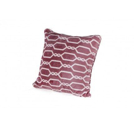 Dekorativni jastuk Vitapur Family Olivia – ljubičasti