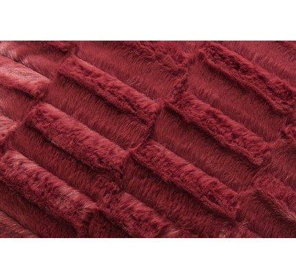 Dekorativni pokrivač Vitapur Premium - crveni