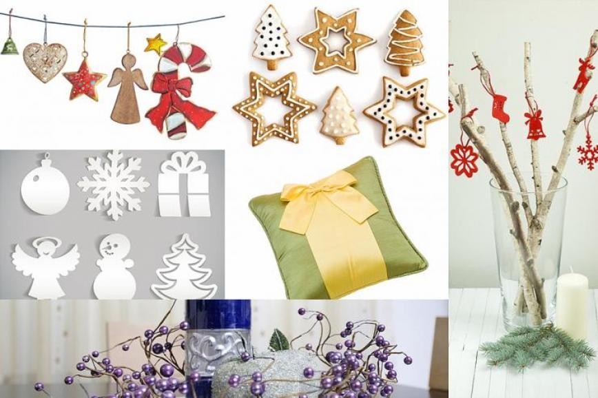 7 jednostavnih ideja za blagdansko ukrašavanje doma