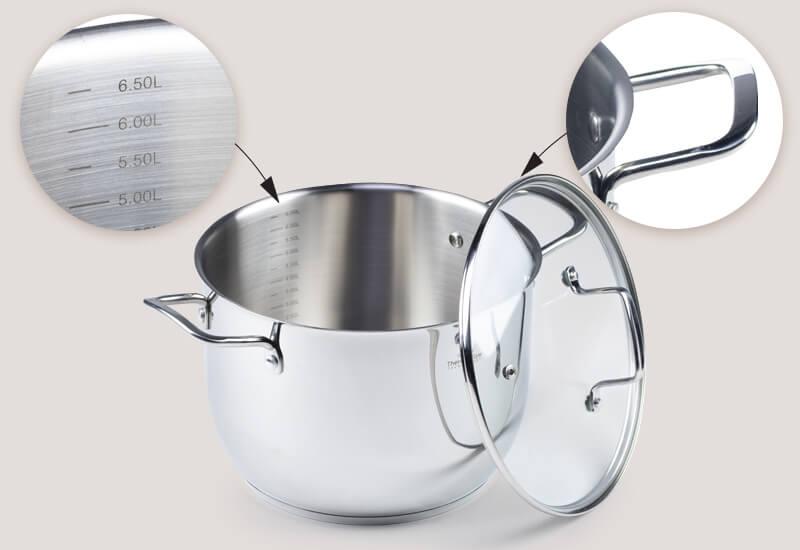 Za jednostavnije kuhanje i jednostavnu upotrebu