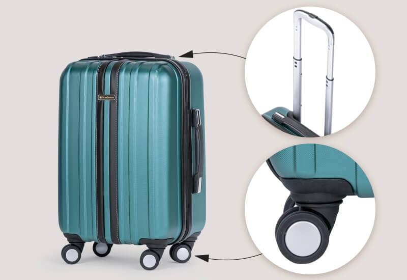 Praktičan kofer odlične kvalitete