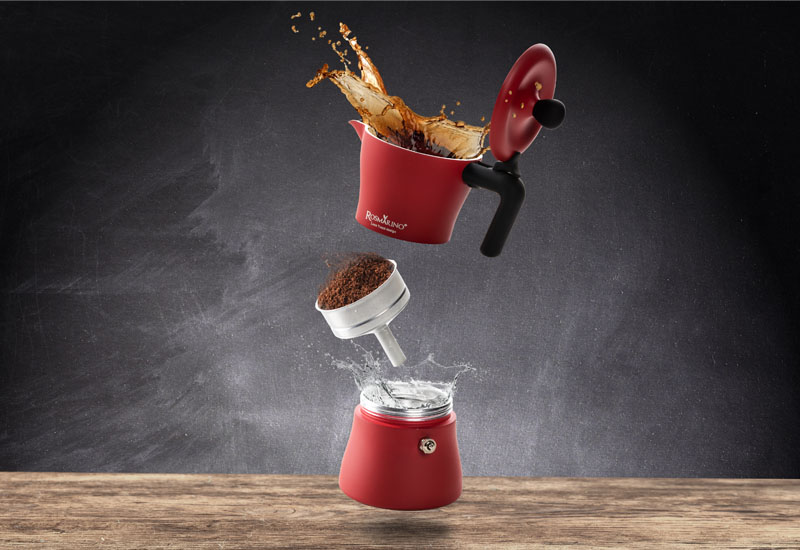 Priprema ukusne tradicionalne kave