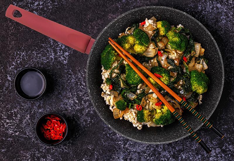 Kvalitetni materijali za brzo kuhanje i duži životni vijek