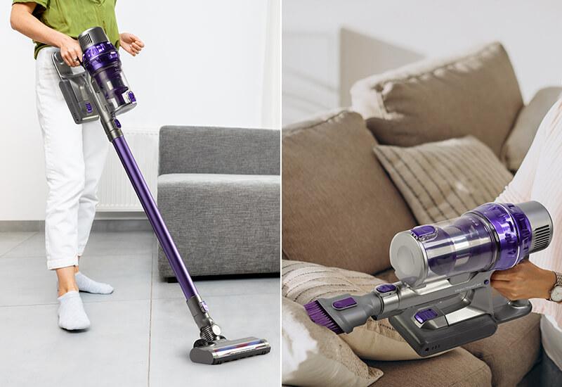 Očistite vaš dom od poda do stropa sa samo jednim uređajem