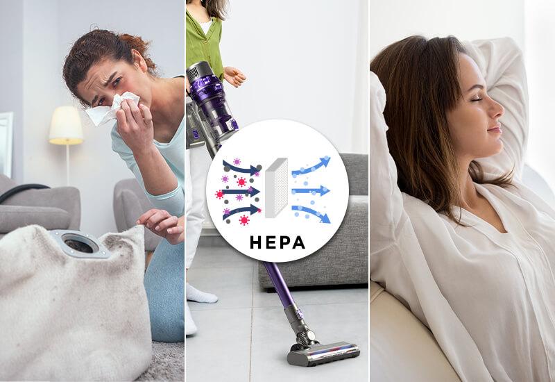 Zbogom česticama prašine i alergenima, pozdrav čistom zraku
