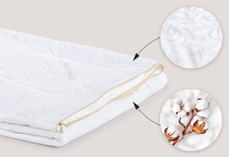 Navlaka od 100% pamuka za svježinu i higijenu