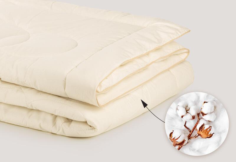 Tkanina navlake od 100% nebijeljenog pamuka pruža koži ugodan osjećaj