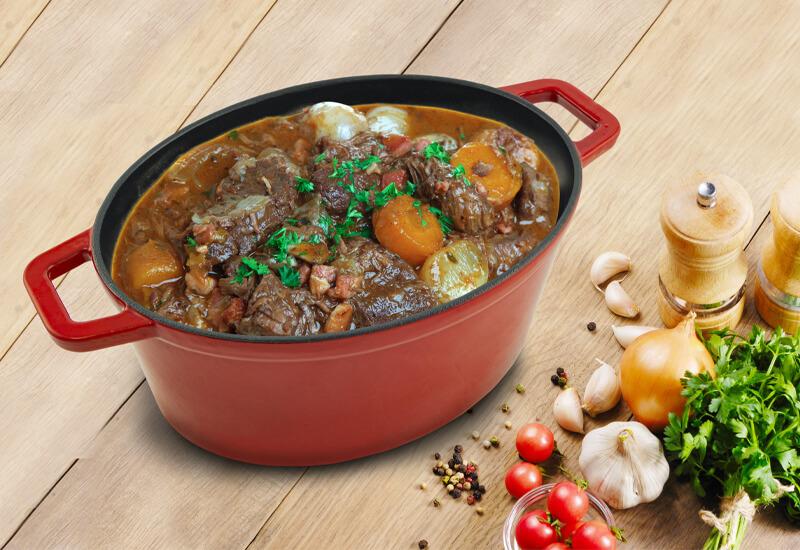 Odabrani kvalitetni materijali za brzo kuhanje i ravnomjernu raspodjelu topline