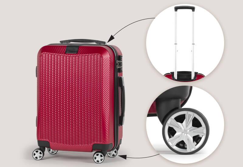 Praktičan i jednostavan kofer