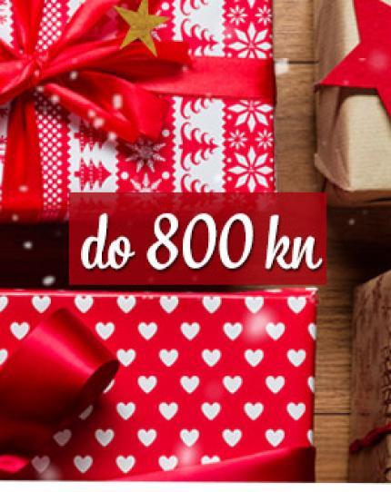Pokloni do 800 kn >>